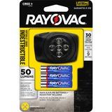 Rayovac Virtually Indestructible LED 3AAA Headlight