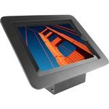 iPad 2/3/4/Air/Air2 Secure Executive Enclosure with 45?? Kiosk Black