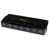 StarTech.com 7 Port SuperSpeed USB 3.0 Hub