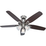 BUILDER PLUS FAN NICKEL 52IN