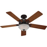 "52"" CEILING FAN NEW BRONZE"