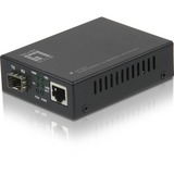 LevelOne GVT-2000 10/100/1000BASE-T to 1000BASE-X SFP Mini Media Converter