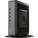 HP t620 PLUS Thin Client - AMD G-Series GX-415GA Quad-core (4 Core) 1.50 GHz - Black