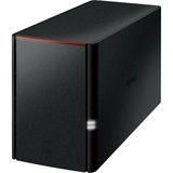 Buffalo LinkStation 220 8TB Personal Cloud Storage with Hard Drives Included