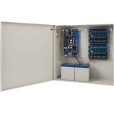 Securitron Power Supply - 6A, 12/24VDC, 8 Fused Outputs, Relays, FT