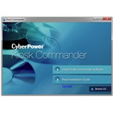 CyberPower KIOSKCOMMSW software for unattended system monitoring and auto restart