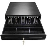 "Adesso 18"" POS Cash Drawer With Removable Cash Tray"