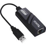 Plugable USB2-E1000 USB 2.0 to 10/100/1000 Gigabit Ethernet LAN Network Adapter