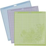 Cricut 13 in. x 14.250 in. Variety Adhesive Cutting Mat (3-Pack)-2002217