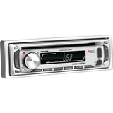 Boss Audio MR648S In-Dash Single-DIN with Detachable Front Panel MP3 Player