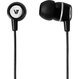 V7 Stereo Earbuds with Inline Microphone