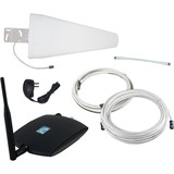 zBoost ZB575X-A TRIO SOHO Xtreme Tri-Band AT&T 4G Cell Phone Signal Booster, up to 5,500 sq. ft.