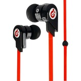 4XEM Syllable G02-001 Flat Cable Stereo In-Ear Earphone for Apple devices