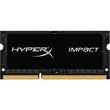 Kingston HyperX Impact SODIMM - 8GB Module - DDR3L 1600MHz