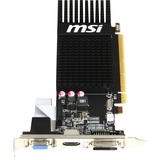 MSI R5 230 2GD3H LP Radeon R5 230 Graphic Card - 625 MHz Core - 2 GB GDDR3 - PCI Express 2.1 x16 - Low-profile - Single Slot Space Required