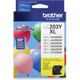 Brother Innobella LC203Y Ink Cartridge - Yellow