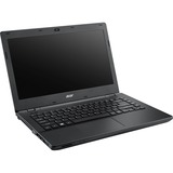 "Acer TravelMate P246-M TMP246-M-33PH 14"" LED (ComfyView) Notebook - Intel Core i3 (4th Gen) i3-4030U 1.80 GHz - Black"