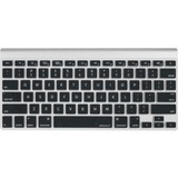 Macally Protective Cover in Black for Macbook Pro, Macbook Air and Most Mac Keyboards