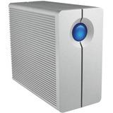 LaCie 2big Quadra DAS Array - 2 x HDD Supported - 10 TB Installed HDD Capacity