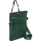 "WIB Dallas Carrying Case for up-to 7"" Tablet, eReader - Green - Twill Polyester"