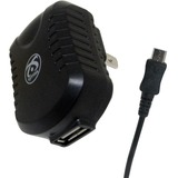 Symtek USB AC Charger with Micro USB Connector
