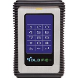 DataLocker DL3 FE (FIPS Edition) 1 TB Encrypted External Hard Drive with RFID Two-Factor Authentication