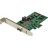 StarTech.com PCI Express Gigabit Ethernet Fiber Network Card w/ Open SFP