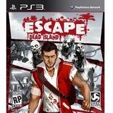 Square Enix Escape Dead Island