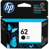 Original HP 62 Black Ink Cartridge   Works with HP ENVY 5540, 5640, 5660, 7640 Series, HP OfficeJet 5740, 8040 Series, HP OfficeJet Mobile 200, 250 Series   Eligible for Instant Ink   C2P04AN