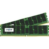 Crucial 32GB Kit (16GBx2) DDR4 PC4-17000 Registered ECC 1.2V