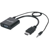 Manhattan HDMI to VGA Converter