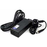 AddOn Dell 469-4033 Compatible 90W 19.5V at 4.62A Laptop Power Adapter and Cord