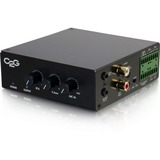 C2G Amplifier - 50 W RMS - Black