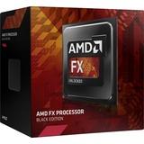 AMD Black Edition AMD FX 8370 / 4 GHz processor