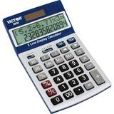 Victor 9800 Easy Check Two-Line Calculator