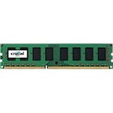 Crucial 2GB DDR3 PC3-12800 Unbuffered NON-ECC 1.5V 256Meg x 64