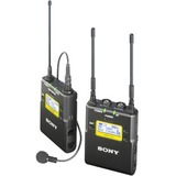 Sony Lav Mic, Bodypack TX and Portable RX Wireless System