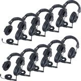 Califone Switchable Stereo/Mono Headphones