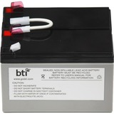 BTI Replacement Battery RBC109 for APC