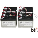 BTI Replacement Battery RBC12 for APC