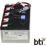 BTI Replacement Battery RBC25 for APC
