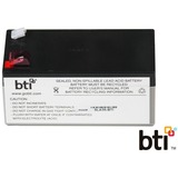 BTI Replacement Battery RBC35 for APC