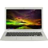 "Toshiba Chromebook 2 CB35-B3330 13.3"" LED Chromebook - Intel Celeron N2840 Dual-core (2 Core) 2.16 GHz - Textured Resin in Silver"