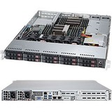 Supermicro SuperServer 1028R-WC1RT Barebone System - 1U Rack-mountable - Intel C610 Chipset - Socket LGA 2011-v3 - 2 x Processor Support - Black