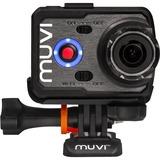 Veho Muvi K-2 Digital Camcorder - CMOS - Full HD - Black