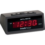 AcuRite Intelli-Time Digital Alarm Clock 13002