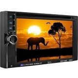 "XOVision XOD1752BT Car DVD Player - 6.2"" Touchscreen LCD - Double DIN"