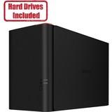 BUFFALO TeraStation 1200 2-Drive 4 TB Desktop NAS for Home Office (TS1200D0402)