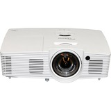 Optoma W316ST WXGA 3600 Lumen Full 3D DLP Short Throw Projector with 20,000:1 Contrast Ratio