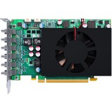 Matrox C-Series Graphic Card - 2 GB GDDR5 - PCI Express 3.0 x16 - Half-length/Full-height - Single Slot Space Required